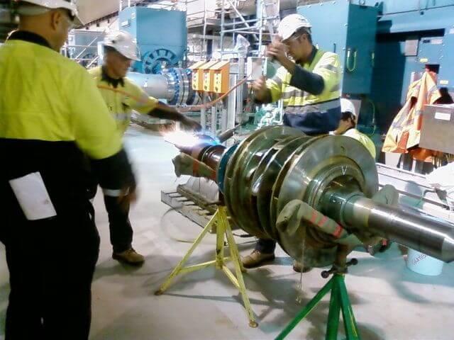 Neumann Contractors - Metal Maintenance