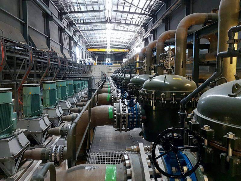 Metal Maintenance - Water Treatment Plant Maintenance, Plant Maintenance, Machinery Installation