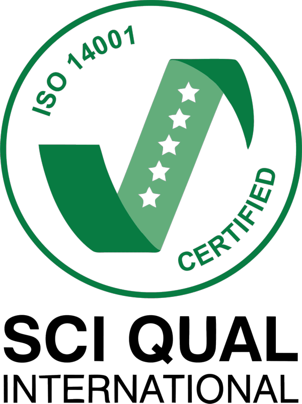 Sci Qual ISO 14001 Certified Image