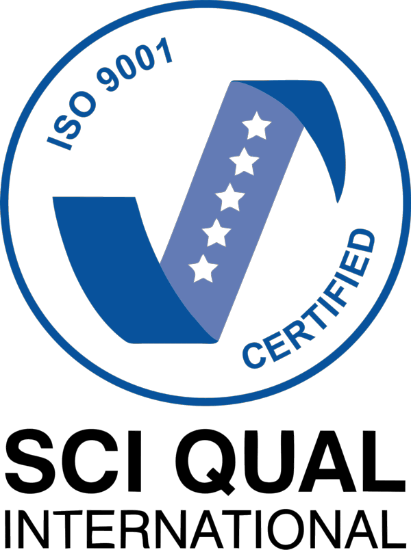 Sci Qual ISO 9001 Certified Image